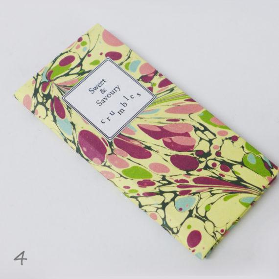 hand made sweet and savoury recipe book