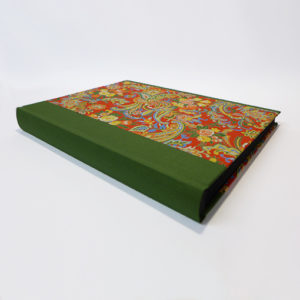 covered photograph albums