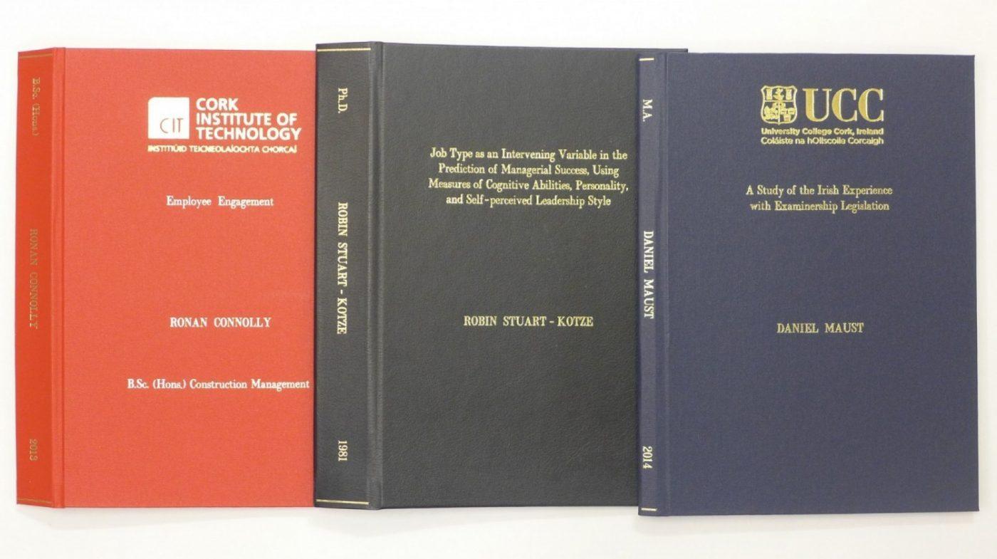 Harvard physics thesis