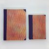 Hand Marbled, handmade, notebook