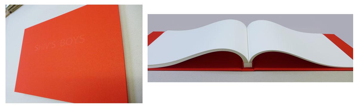 Personal book binding
