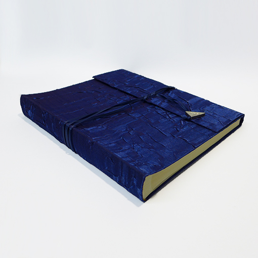 silk covered photo albums