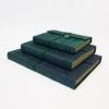 Emeral-Green-Silk-Notebooks