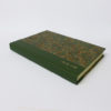 Marbled embossed notebook