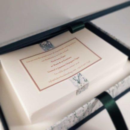 luxury writing set