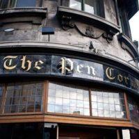 The Pen Corner