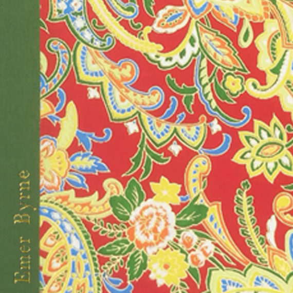 japanese paper, chiyogami paper, notebook, handmade, gold foil, gold foil embossing, embossed