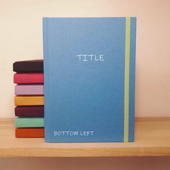 linen, notebook, giftset