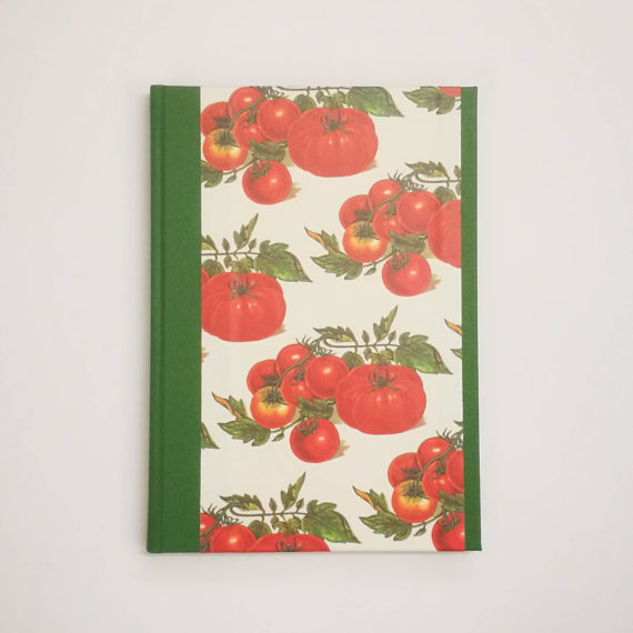 Recipe book, handmade, Ireland