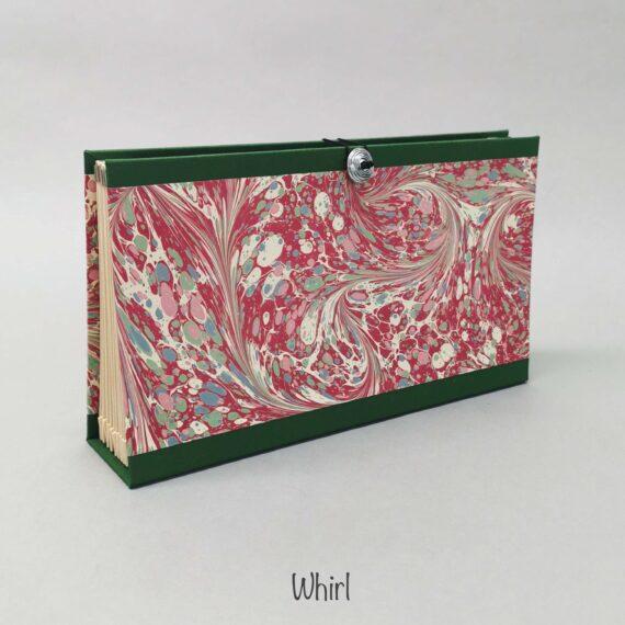 concertina file, concertina folder, organiser folder, organiser file, chiyogami paper, japanese paper, handmade, irish, irish craft, irish made, ireland, stationery, luxurystationery, A4, document folder