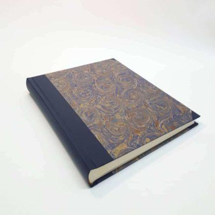 Handmade, Album, hand marbled, irish, craft