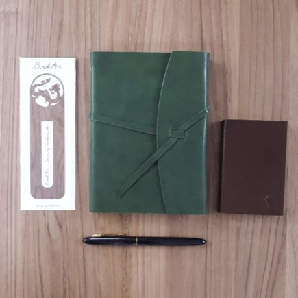 Luxury Stationery Gift Set, Stationery, Gift box, Gift for him, leather journal