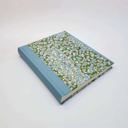 album, handmade album, chiyogami, japanese paper, hubert, irish, irish craft, irishmade,
