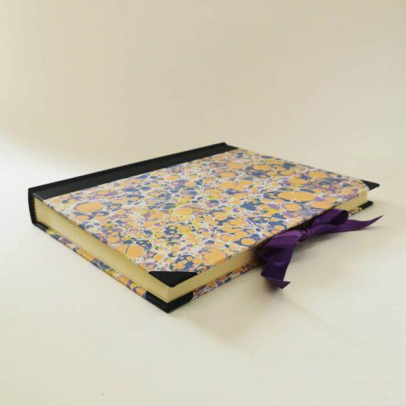 Handmade Lemon Lilac Photo Album