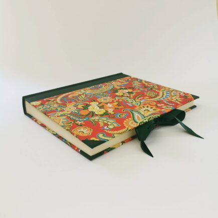 Dragon Flower Handmade Photo Album