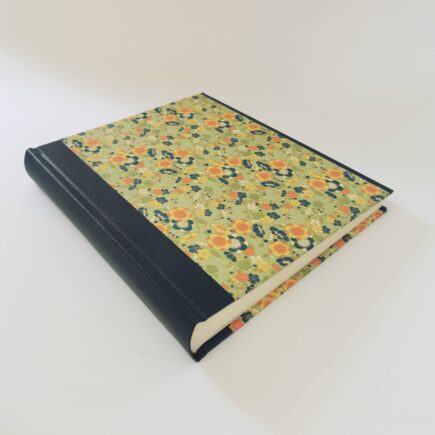 Retro Flowers Handmade Photo Album