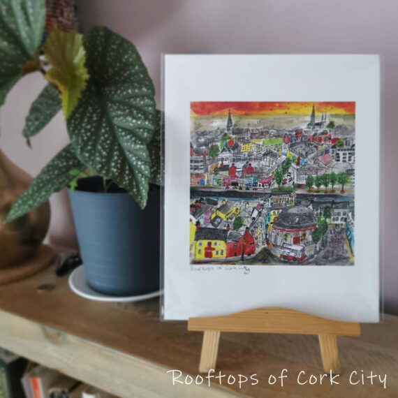 Cork City, Cork Illustrator, Cork Illustation, Pear Shaped Studio