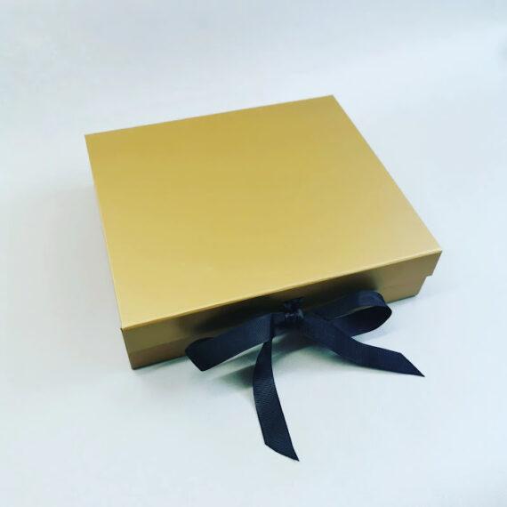 Luxury Gold Box, stationery Set