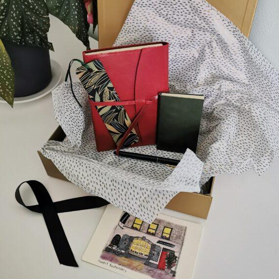 Leather, stationery set, handmade, giftset, Cork, Ireland