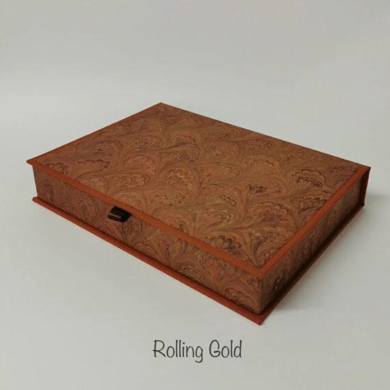 Writing set, Handmade, Irish, chiyogami