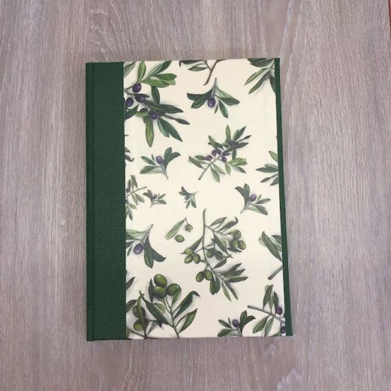 Olive Recipe Book Hubert Bookbindery Ireland